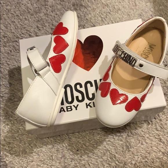size 23 kid shoe
